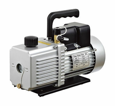 Hfsr Vacuum Pump 6 Cfm 170lmin Dual Stage 12hp