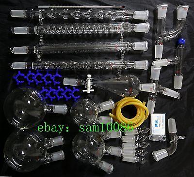 Lab Glassware Kitorganic Chemistry Laboratorylab Chemistry2440 Free Shipping