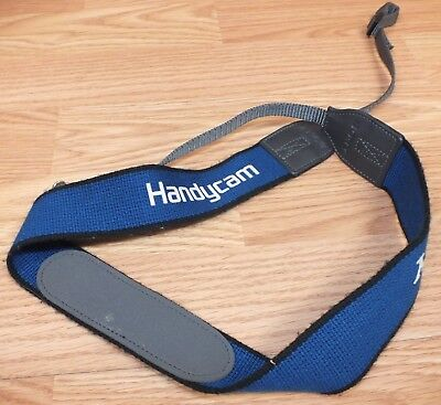 Genuine Sony Handycam Camera / Video Camera  Strap White, Blue & Gray Only *READ for sale  Shipping to India