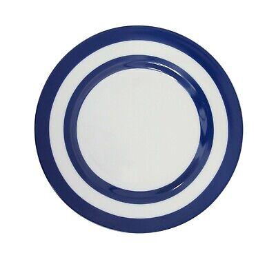 Teller STRIPES blau 20cm HP20262 by Krasilnikoff | dänisches Design Design Teller