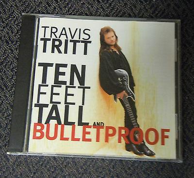 Travis Tritt   Ten Feet Tall And Bullet Proof   1994