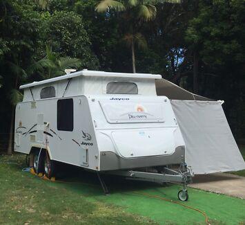 Caravan Poptop Sapphire Beach Coffs Harbour City Preview
