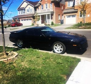 TRANS AM   American muscle car v8