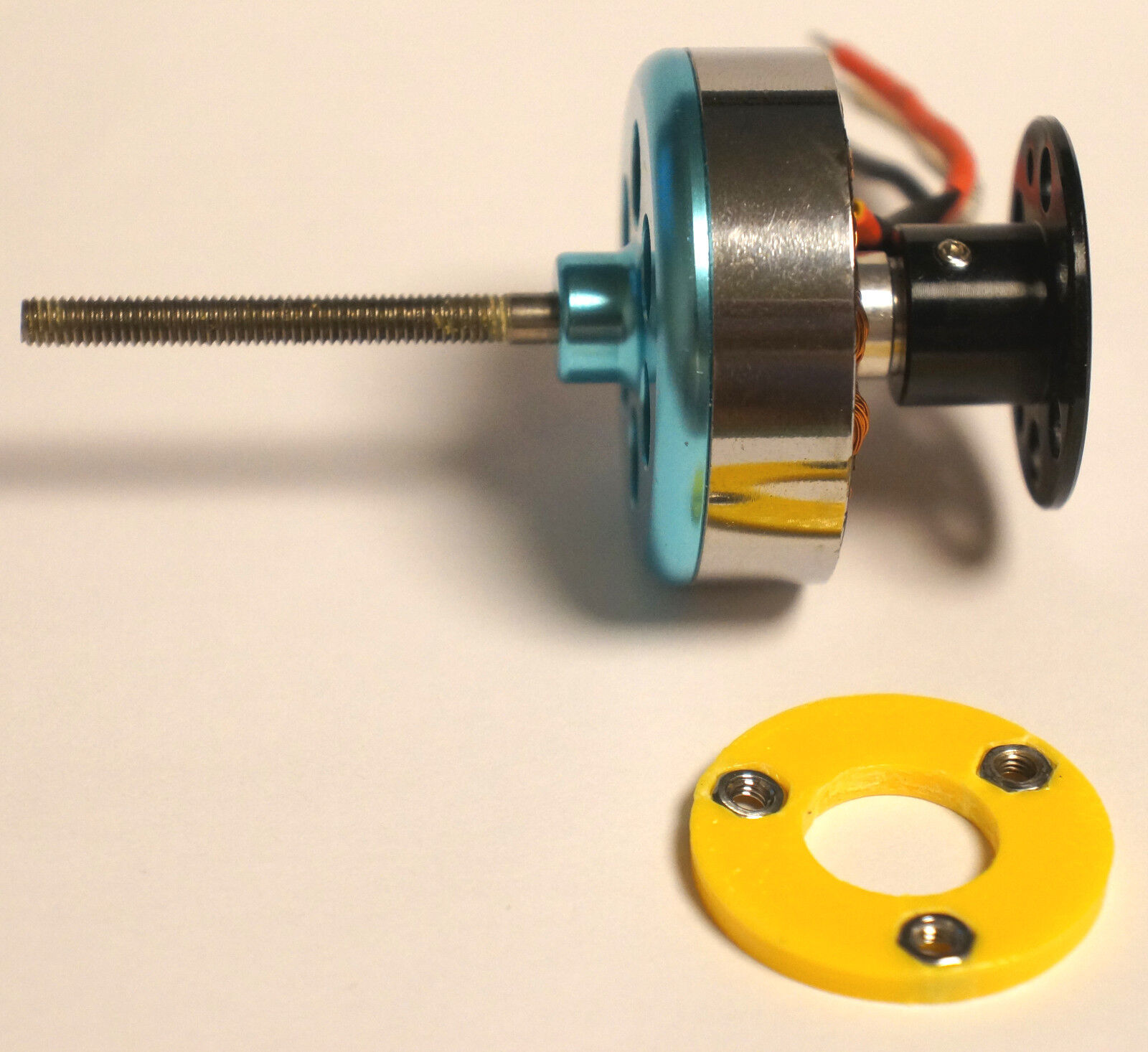 ROV thruster 3D ABS printed nozzle for DT700 motor DIY ROV kayak