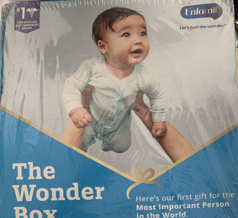 ENFAMIL - THE WONDER BOX BRAND NEW SEALED