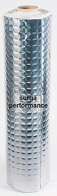 1 x 4m Rolle Alubutyl Dämmung im Auto Anti Dröhn Matte Für Auto Tür SURGA