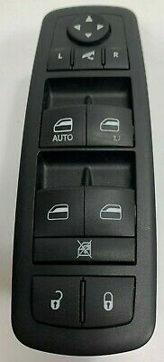 2012 - 16 Dodge Ram 1500 2500 3500 Front Left Driver Master Power Window Switch