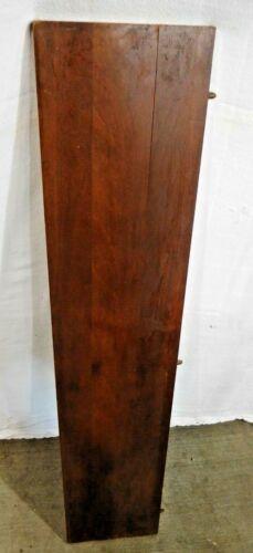 Antique~Salvage~ Mahogany Table Leaf ~ Flat Edge #2031