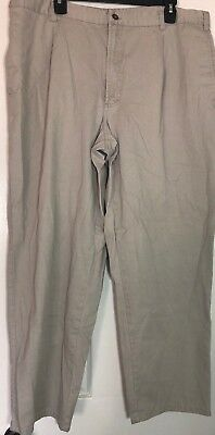 COLUMBIA Men Pants Outdoor Chino Cargo Beige Tan Size 40x32 for sale  Nampa