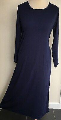 *NEW* Pocket Ladies/Women's Nida Abaya/Jilbab/Maxi dress- 13 Colours 52,54,56,58