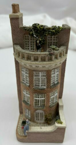 John Hine Studios Bird Cage Walk Westminster Collectible Townhouse