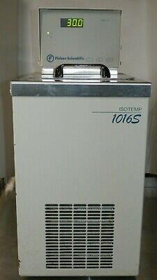Fisher Isotemp 1016s Heating Recirculating Water Bath