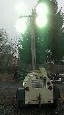 2006 Ingersoll Rand Light Source Light Plant Kubota Diesel Generator Light Tower