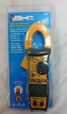 Brand New Ideal 61-737 400a Ac Clamp Meter