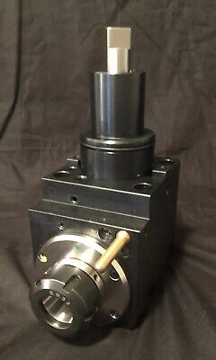 Bmt 65 Er32 Live Tool Holder With Coolant Thru