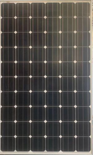 Used CSUN 250W 60 Cell monocrystalline Solar Panels 250 Watts