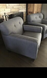 Pair of Beautiful Armchairs