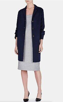 Acne Studios Elsa Double Face Coat, Wool Cashmere Size S