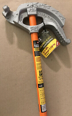 Klein Tools 56204 Aero Head Conduit Bender34 Emt12 Rigid Brand New