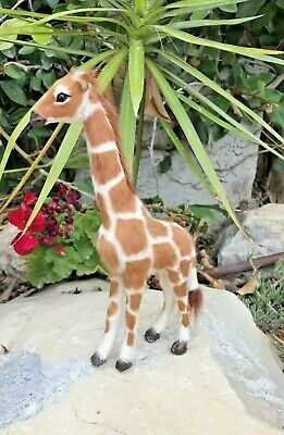 Safari Decorations For Baby Shower (OOAK Giraffe * Safari Zoo Decor * Baby Shower or Christmas Gift for Her)