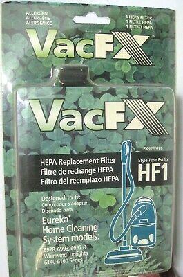 VacFX HF1 Eureka 6978 6993 6997 Hepa Allergen Replacement Filter FX-HVF076 Hf1 Hepa Filter