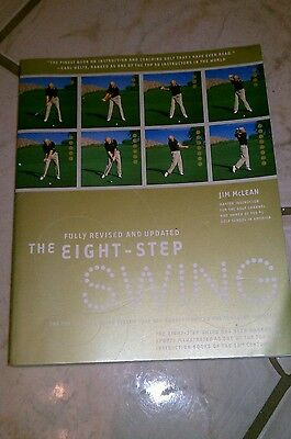 The Eight-Step SWING, soft back by Jim -