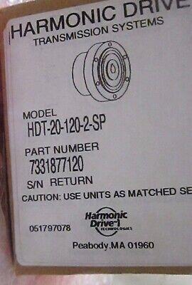 Harmonic Drive Hdt-20-120-2-sp