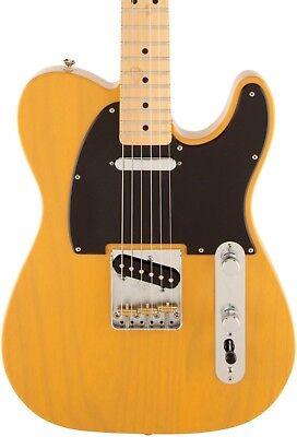 Fender FSR Standard Ash Telecaster Electric Guitar Maple Fre