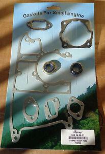 partner K650, K700 complete gasket set with oil seals