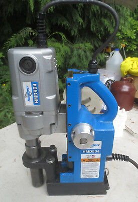 Hougen Mag Drill 450rpm Portable Magnetic Drill Hmd904 Electric Power Tool