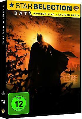 BATMAN BEGINS - Christian Bale / DVD NEU OVP in Folie