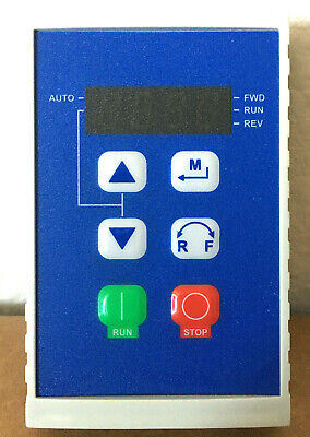 Lenze AC Tech VFD - Remote Keypad for ESV up to 10HP Variable Frequency Drive Hewlett Packard Keypad