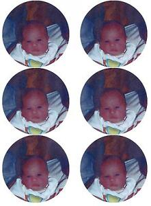 6-X-8CM-ROUND-PERSONALISED-EDIBLE-WAFER-RICE-PAPER-CUPCAKE-FAIRY-CAKE-TOPPERS