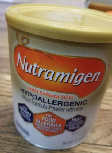 Nutramigen Hypoallergenic Formula With Enflora LGG Powder 12.6 oz exp 01/2023