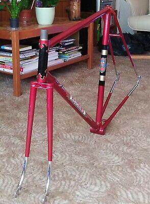 Hetchins Vade Mecum 59cms racing bike frame restored