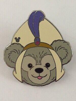 DISNEY PIN - 2013 Hidden Mickey Series - Duffy's Hats - Aladdin Only