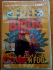 Free Birds - Tacchini in fuga - DVD - - Italia - Free Birds - Tacchini in fuga - DVD - - Italia