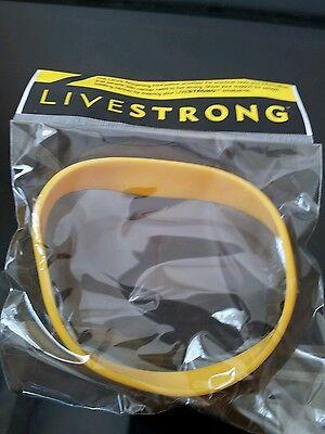 Genuine Livestrong wristbands