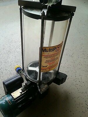 Lubricator System Automatic Reservoir