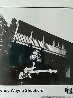 "KENNY WAYNE SHEPHERD           ""8 X 10""  PHOTO"