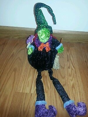 Wicked Halloween Store (JoAnn Store Halloween Wicked Witch Plush)
