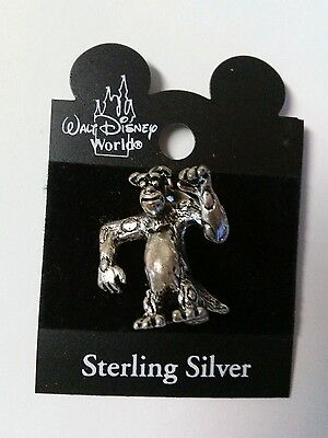 Disney SULLY from Monsters  Sterling Silver charm  vintage NOC
