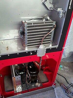 vendo 39 complete cooling system for coke coca cola machine
