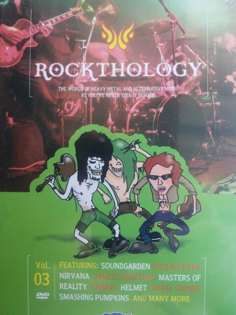 Rockthology -  Vol. 03 (2004)