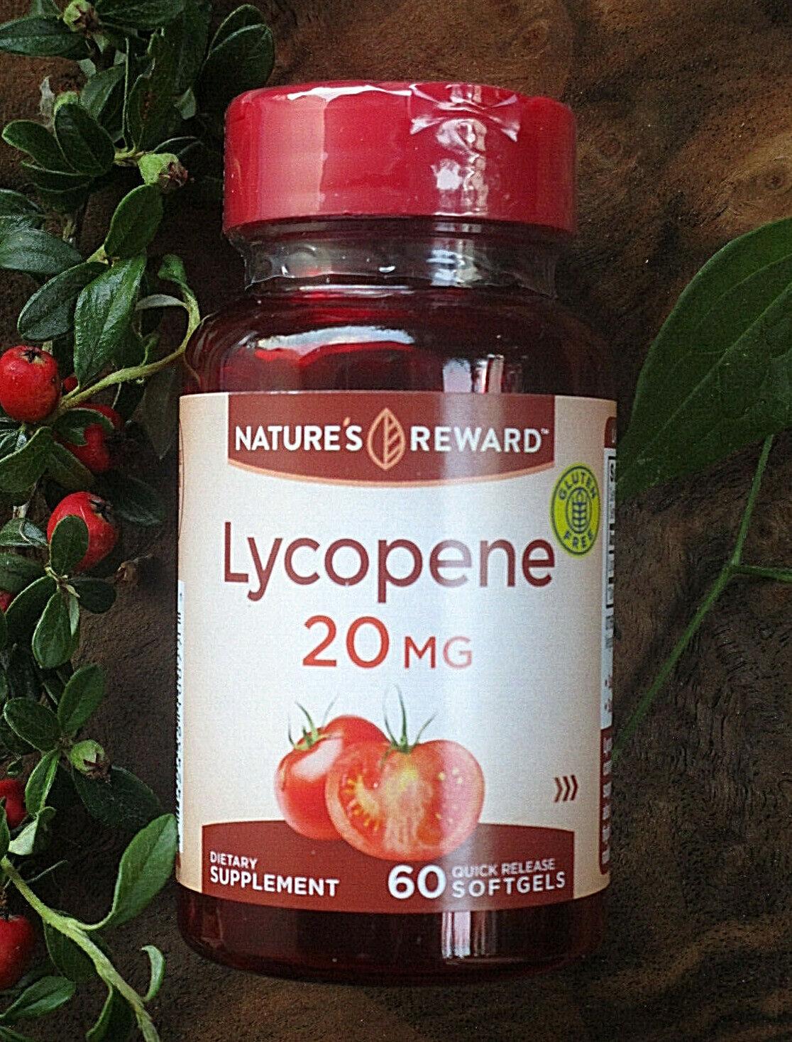 Lycopene 60 Weich-Kapseln - Antioxidantien