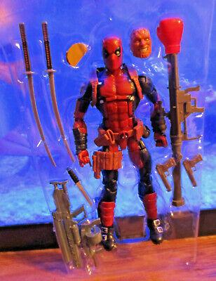 Marvel Legends 2016 X-MEN DEADPOOL FIGURE Loose 6 Inch Scale Juggernaut Wave