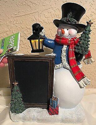 Happy Holidays Chalkboard (12