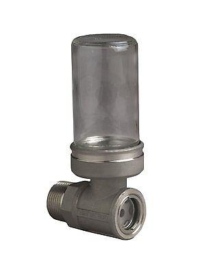 Trico 31822 Aluminum Glass Reservoir And Viewport Watchdog Oiler 4 Oz Capacity