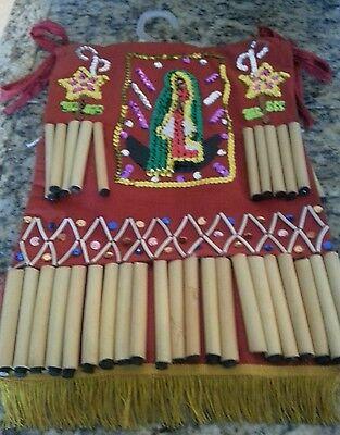 NAGUILLA PARA MATACHINES /dress traditional NINOS