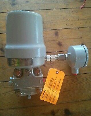 Foxboro 20-205 H20 Pressure Transmitter Branded As Weed N-e13dm-iim2-fj 316 Ss
